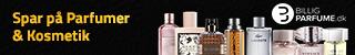 Billig parfume og kosmetik - genial værtindegave