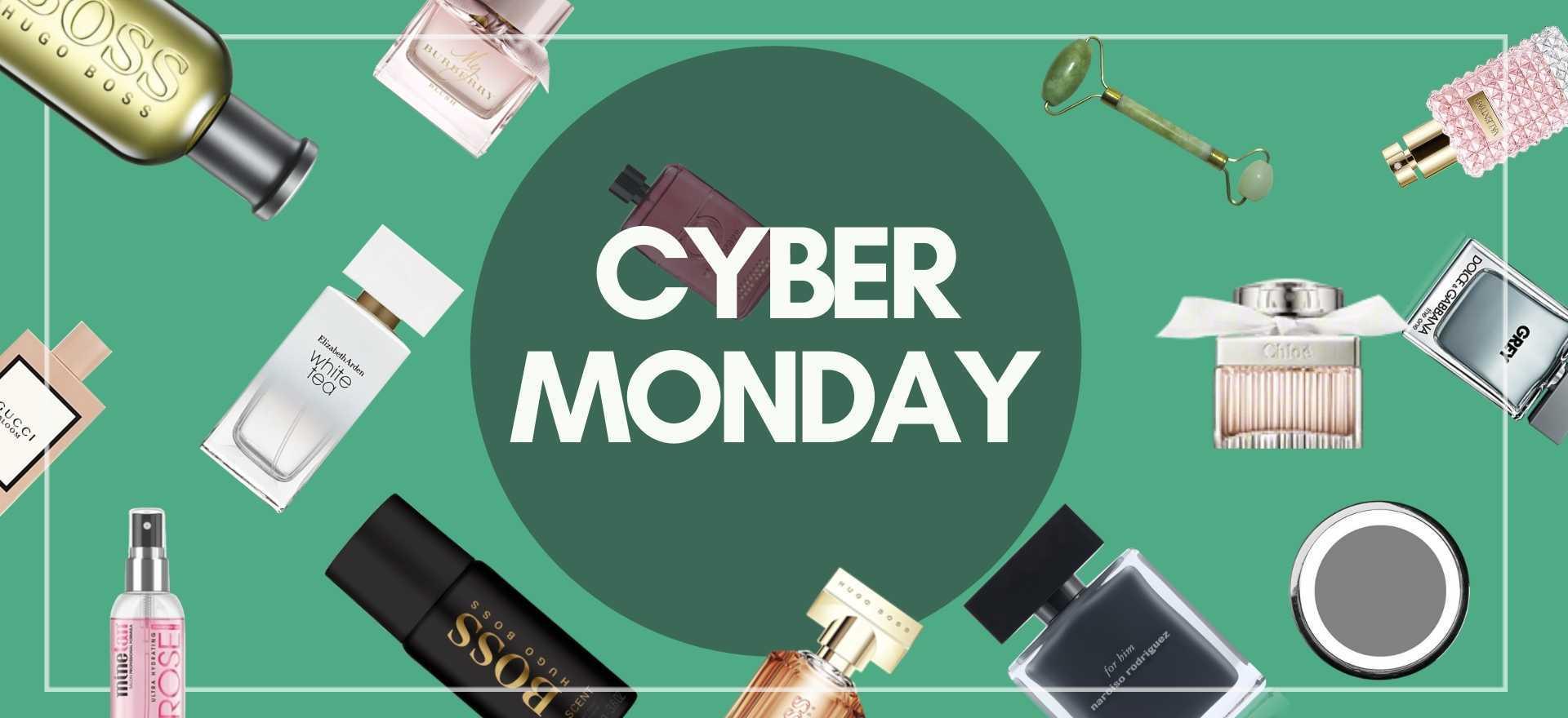 Cyber Monday tilbud hos billigparfume.dk