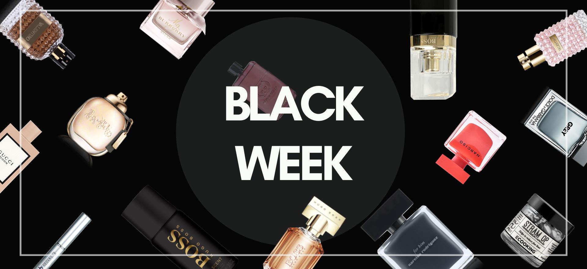 Black Week 2020 BilligParfume.dk