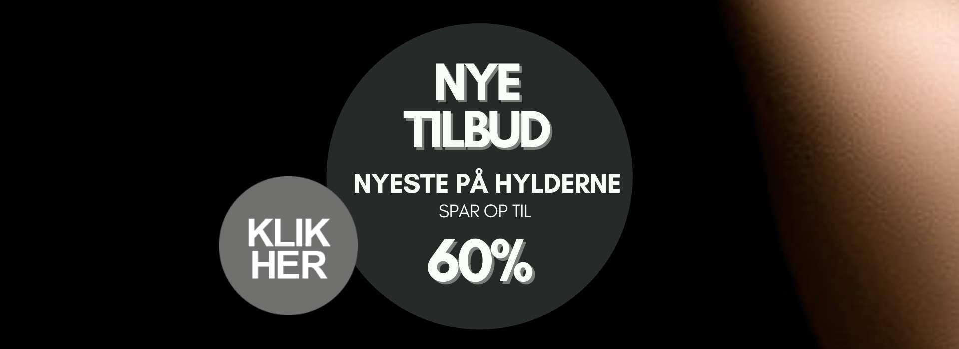 Nyeste tilbud på hylderne hos BilligParfume.dk