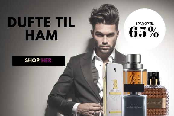 parfume mænd tilbud