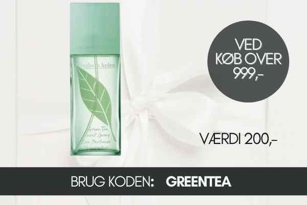 Gratis gave Elizabeth Arden Green Tea Parfum