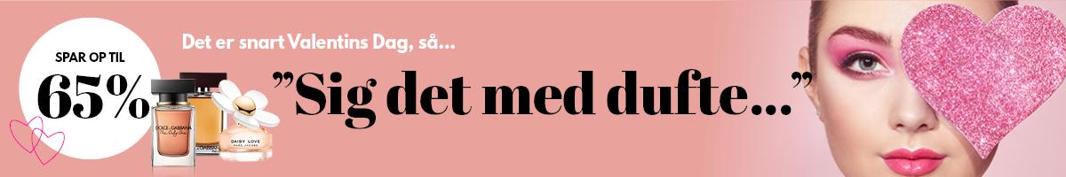 Valentines Dufte Tilbud BilligParfume.dk
