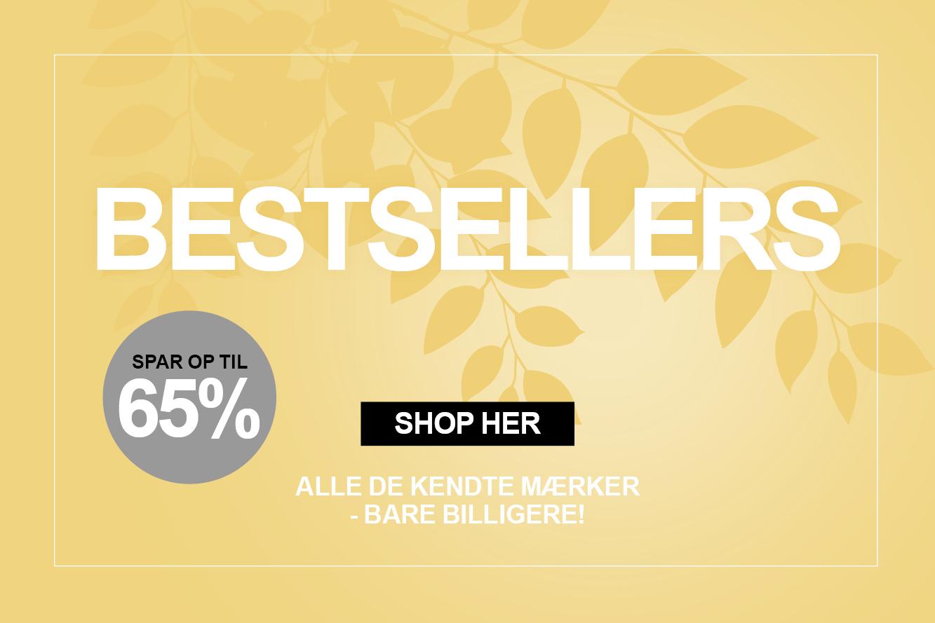 Shop bestseller parfume, makeup og beauty hos BilligParfume.dk