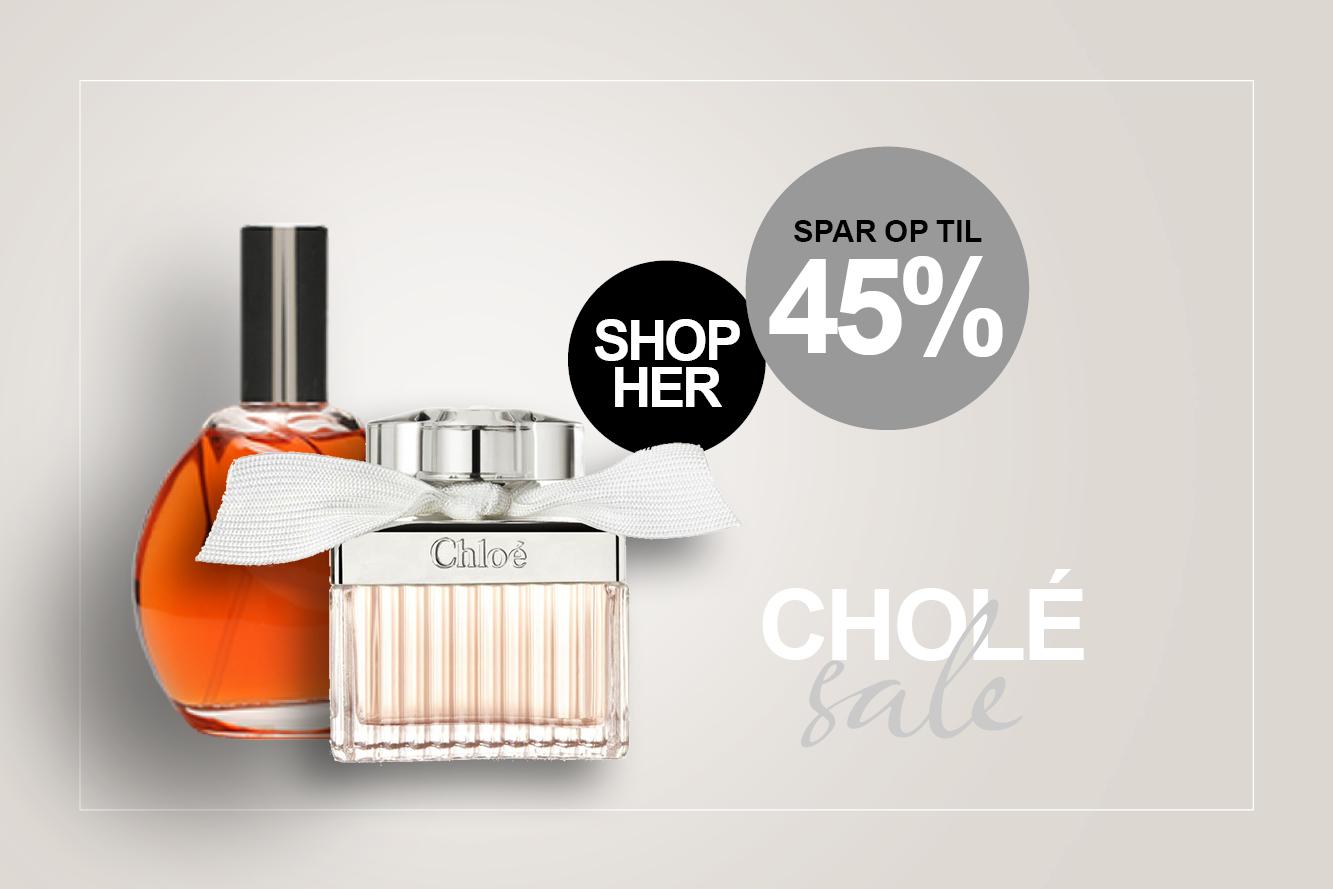 Chloé Parfume og dufte tilbud hos BilligParfume.dk