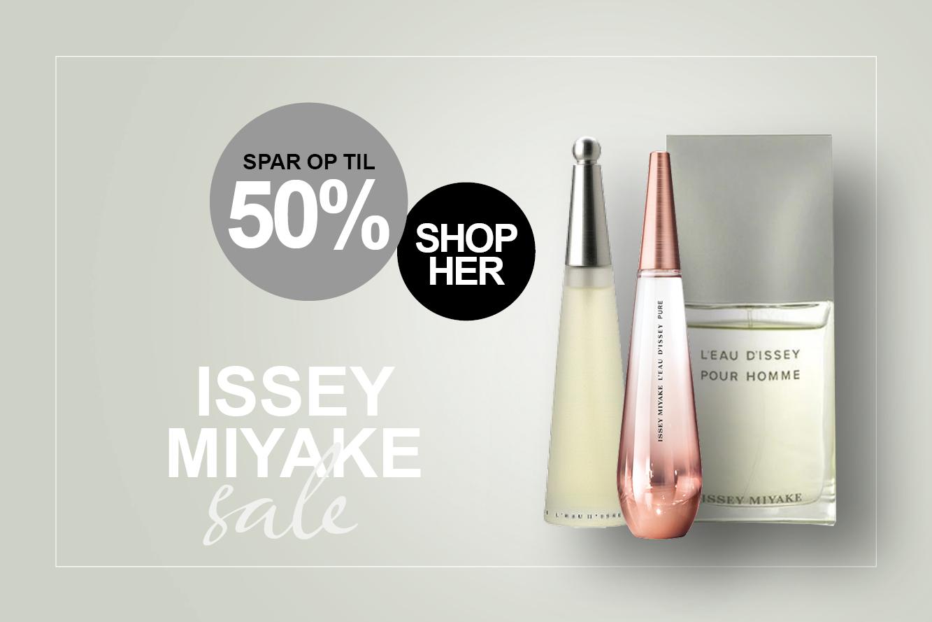 Issey Miyake dufte og parfume tilbud hos billigparfume.dk