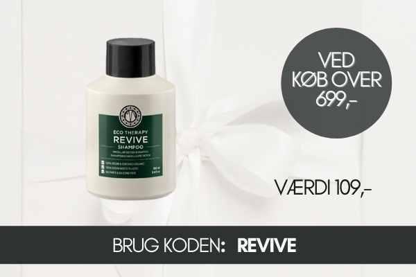 Gratis gave Maria Nila Eco Revive Shampoo