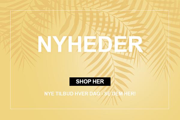 nyheder hos BilligParfume.dk, parfume, pleje og skønhed