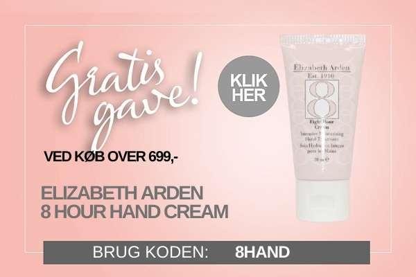 Gratis gave Elizabeth Arden Eight Hour Hand Cream