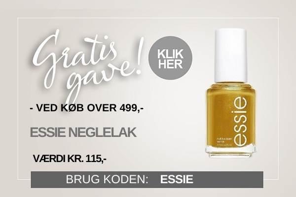 Gratis gave Essie Neglelak Gold