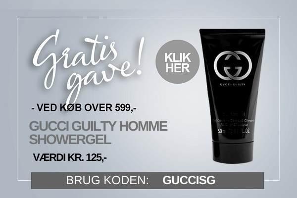 Gratis Gave Gucci Guilty Homme Showergel
