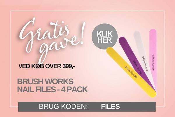 Gratis gave Brush Works Neglefile