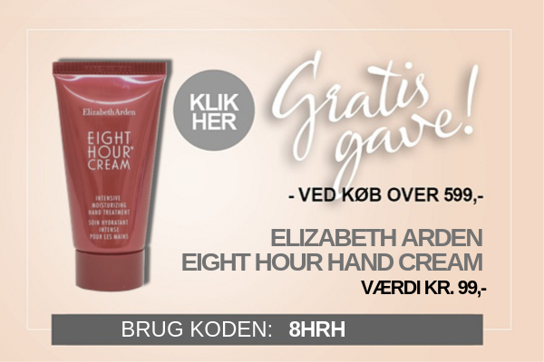 Gratis gave Elizabeth arden eight hour hand cream