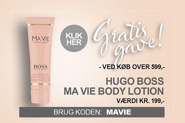 Gratis gave BOSS Ma Vie Bodylotion