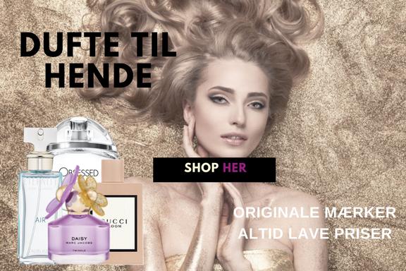 Parfumer for kvinder