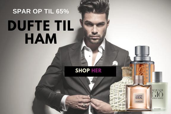 Parfumer for mænd