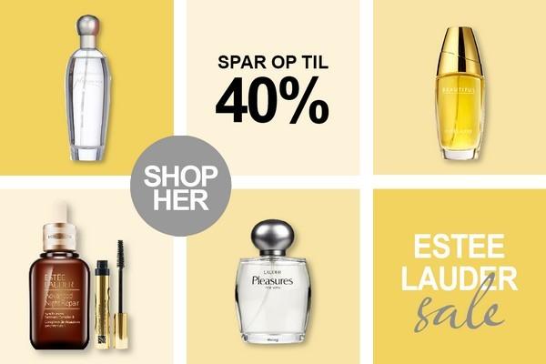 Estee Lauder Parfume Tilbud hos BilligParfume.dk