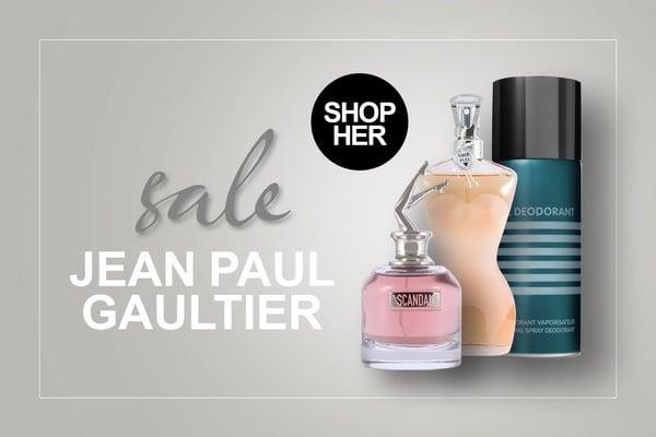 Jean paul Gaultier Parfume Tilbud hos BilligParfume.dk
