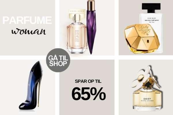 parfume tilbud til kvinder