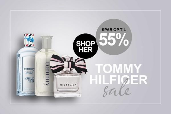 Tommy Hilfiger tilbud