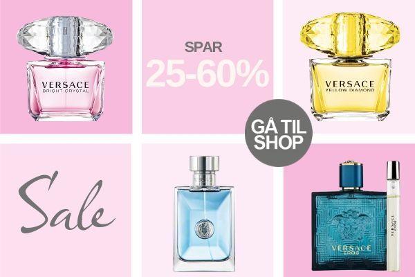 udsalg Versace parfume