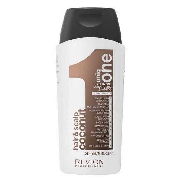 Image of   Revlon - Uniq One - All In One Coconut Conditioning Shampoo - 300 ml