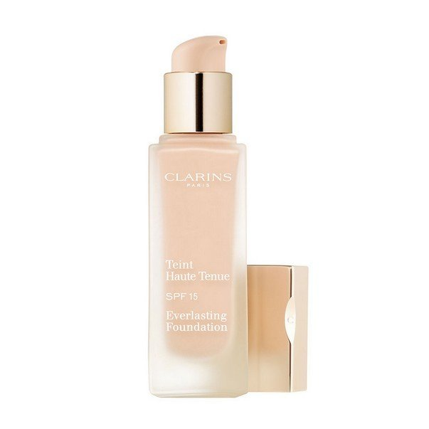 Clarins - Everlasting Foundation+ - 112 Amber - SPF15 - 30 ml