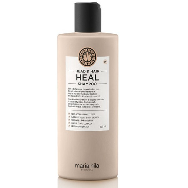 Maria Nila - Palett Head & Hair Heal Shampoo - 350 ml