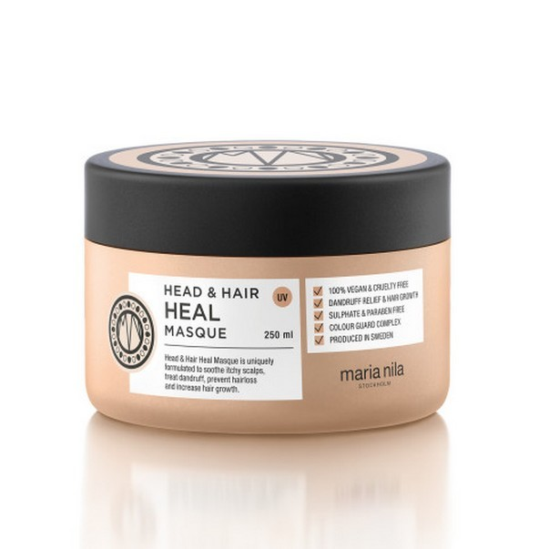 Maria Nila - Head & Hair Heal Masque - 250 ml