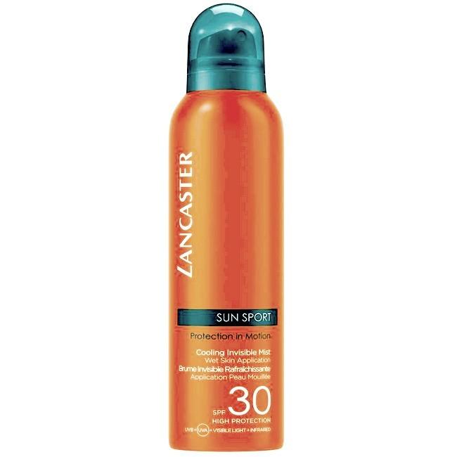 Lancaster - Sun Sport Wet Skin Invisible Mist - SPF30 - 200 ml