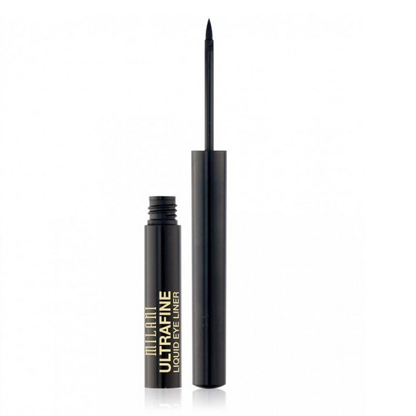 Milani Cosmetics - Ultrafine Eye Liner - Black Vinyl