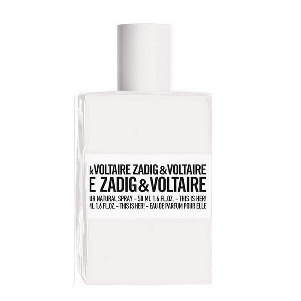 Zadig & Voltaire - This is Her - 100 ml - Edp