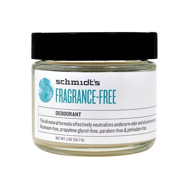 Image of   Schmidts - Natural Deodorant - Fragrance Free