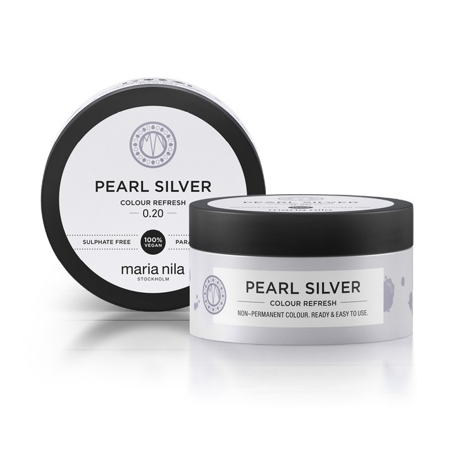 Maria Nila - Colour Refresh Pearl Silver 100 ml