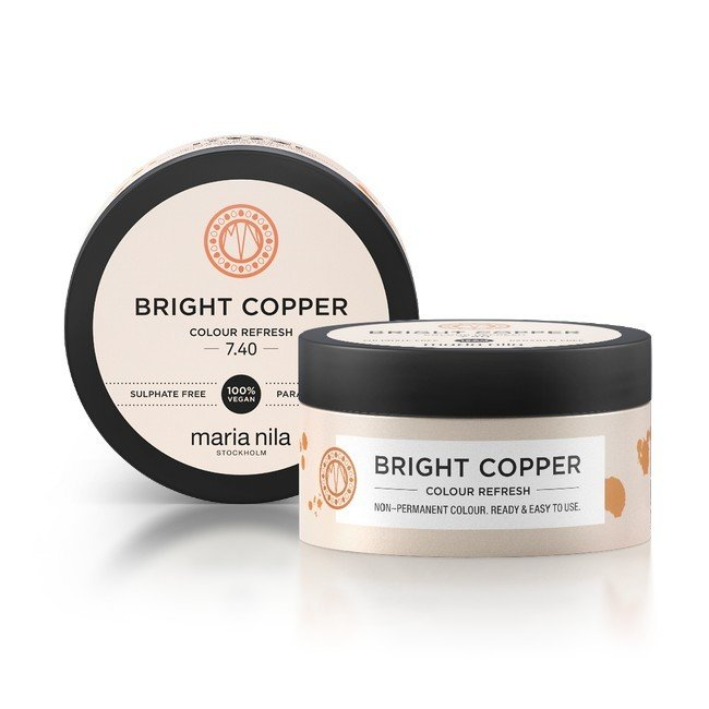 Image of   Maria Nila - Colour Refresh 7.40 Bright Copper - 100 ml