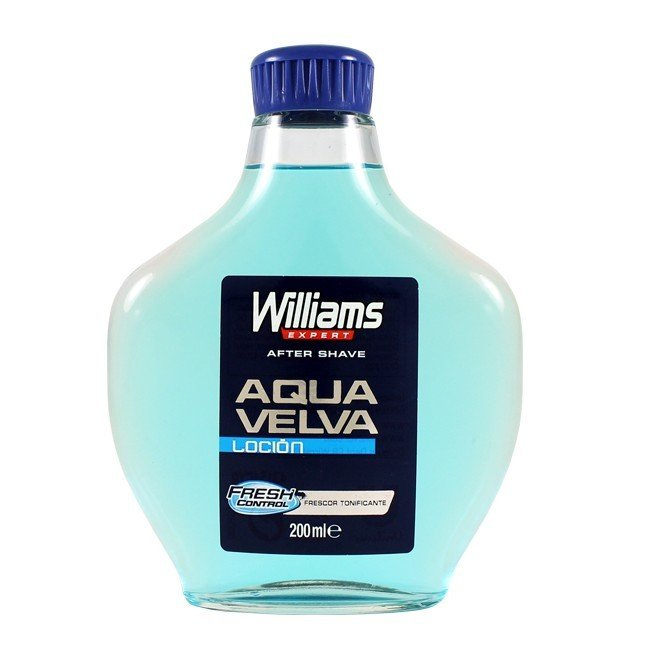 Williams - Aqua Velva Aftershave Lotion - 200 ml