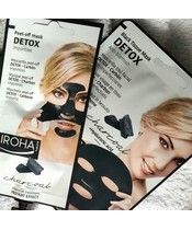 Iroha Nature - Detox Charcoal Black Peel - Off Mask
