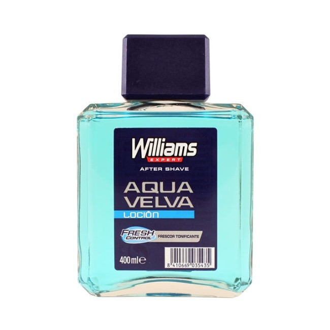 Williams - Aqua Velva - After Shave Lotion 400 ml