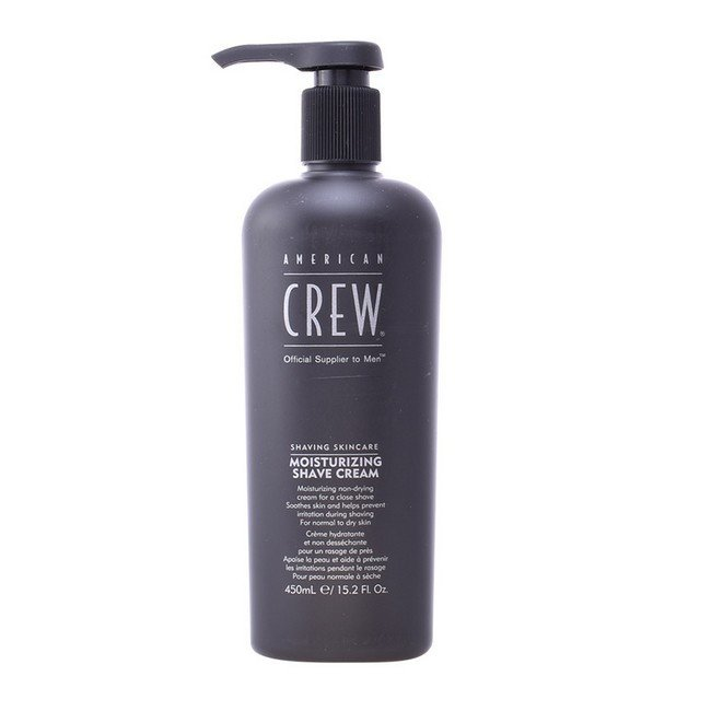 Image of   American Crew - Moisturizing Shave Cream - 450 ml