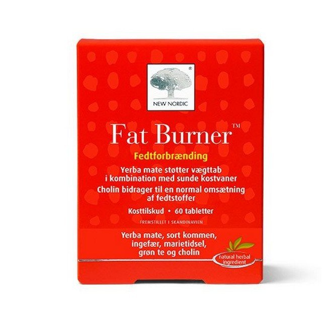 New Nordic - Fat Burner - 60 Stk