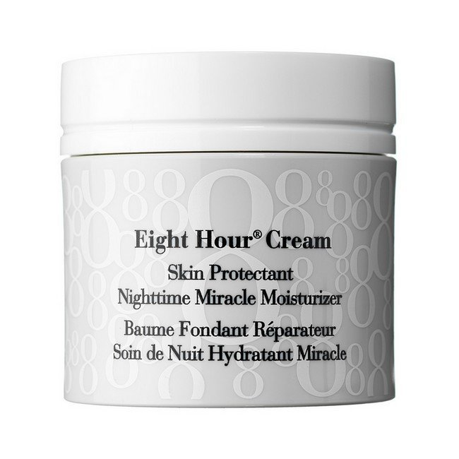 Image of   Elizabeth Arden - Eight Hour Cream Skin Protectant Nighttime Miracle Moisturizer - 50 ml