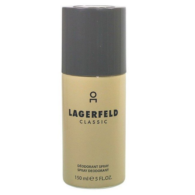 Karl Lagerfeld - Classic - Deodorant Spray - 150 ml