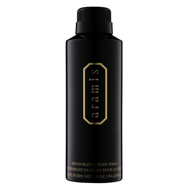 Image of   Aramis - Classic Deodorizing Body Spray - 200 ml