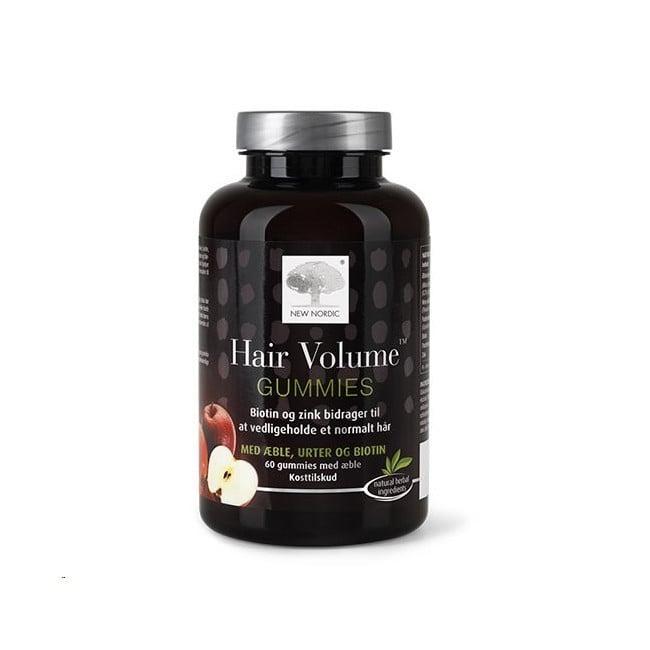 New Nordic - Hair Volume Hair Gummies - 60 Stk