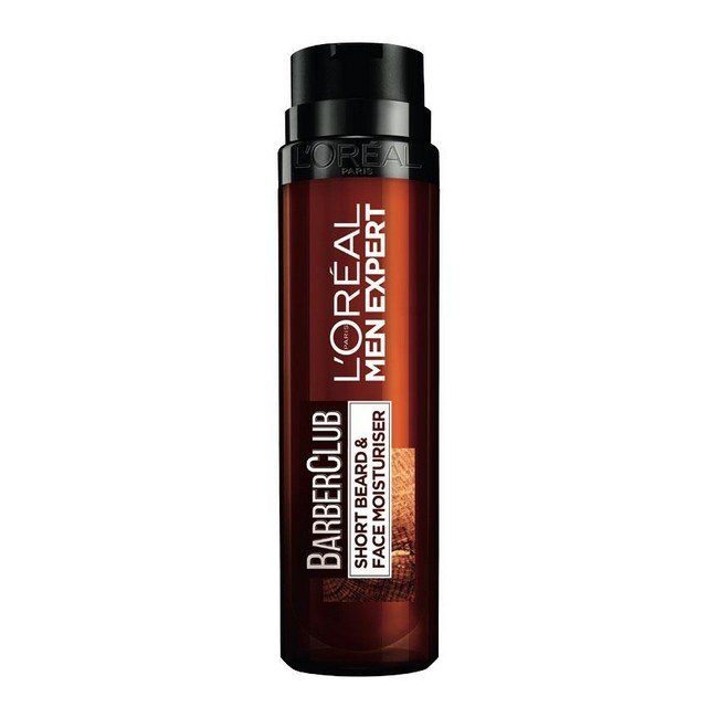Loreal - Men Expert Barber Club - Short Beard & Face Moisturiser - 50 ml