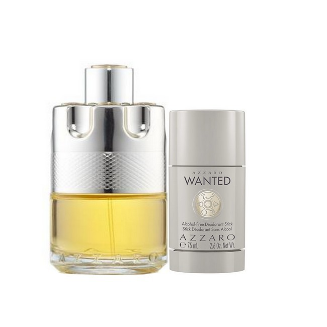 Image of Azzaro - Wanted - 50 ml Edt - Deodorant Stick