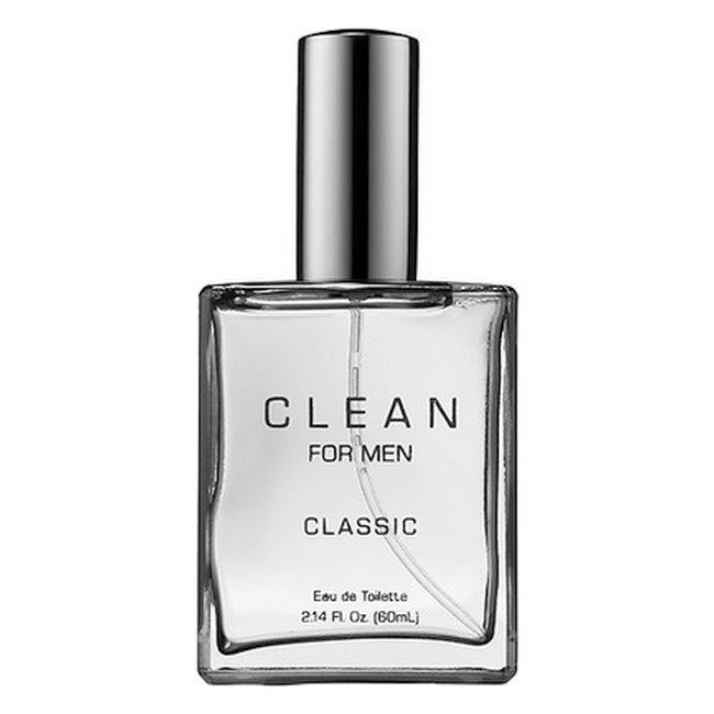CLEAN - Clean Classic for Men - 60 ml - Edt