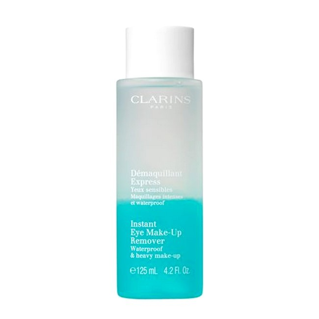 Image of   Clarins - Instant Eye Makeup Up Remover Express - 125 ml