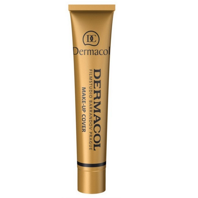 Billede af Dermacol - Make Up Cover Foundation - Nr 218