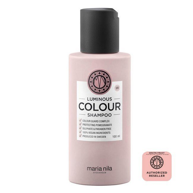 Maria Nila - Luminous Colour Shampoo - 100 ml thumbnail